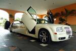 Chrysler 300C Limuzinas